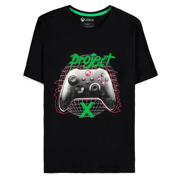 Camiseta Project Xbox 8718526349351