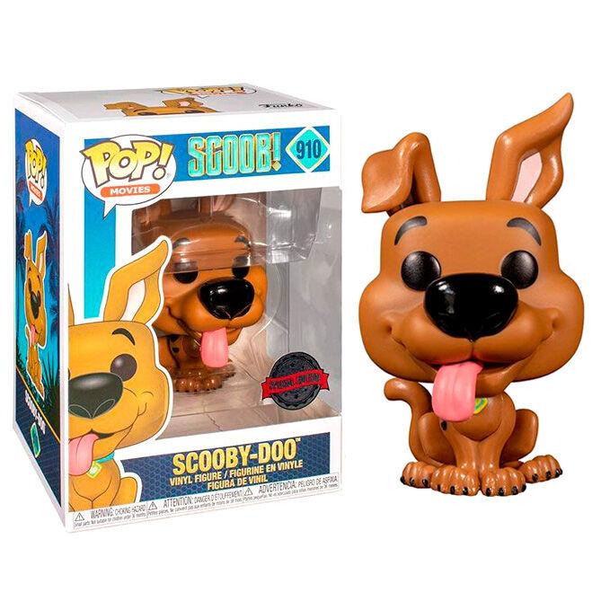 Figura POP Scoob! Scooby Doo Special Edition 889698475372