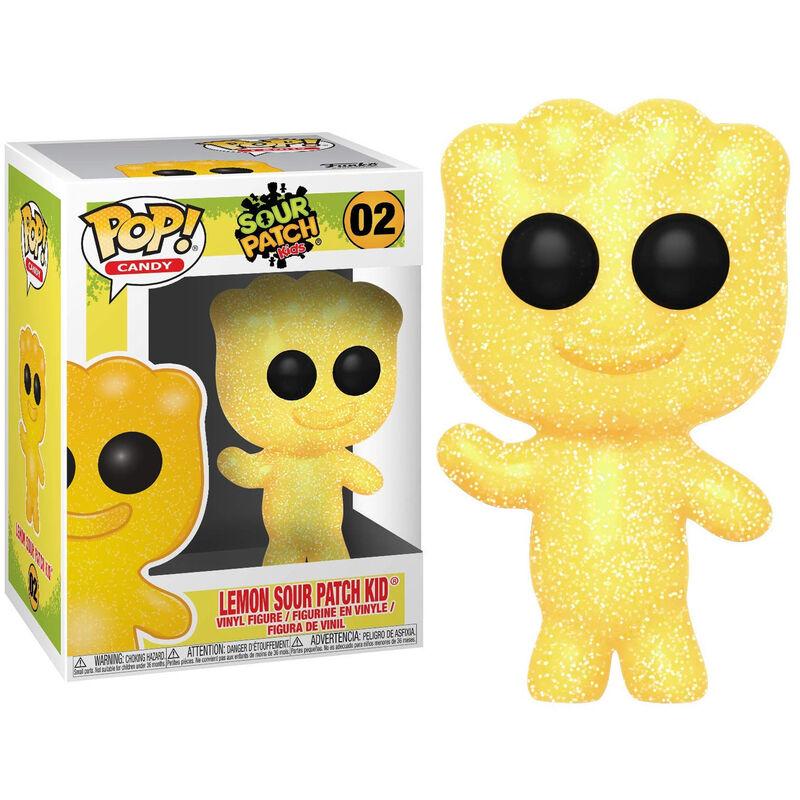 Figura POP Sour Patch Kid Lemon 889698371094