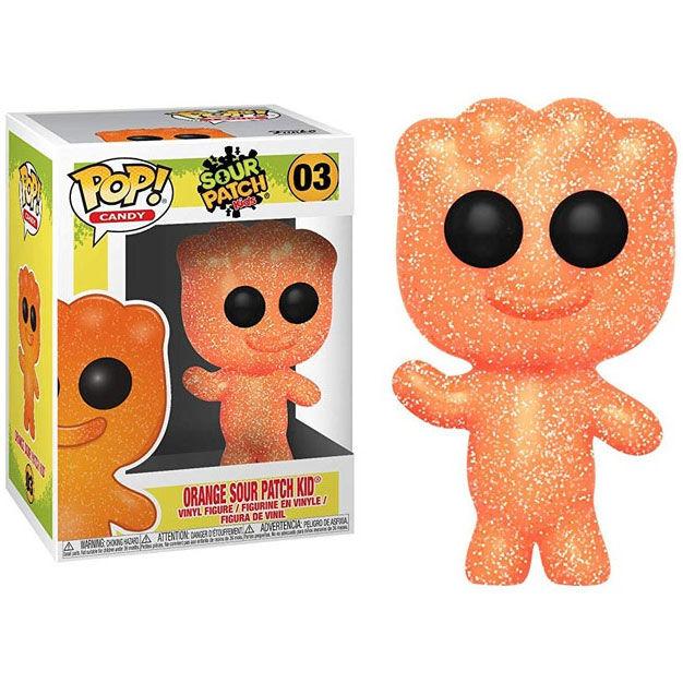 Figura POP Sour Patch Kid Orange 889698371070