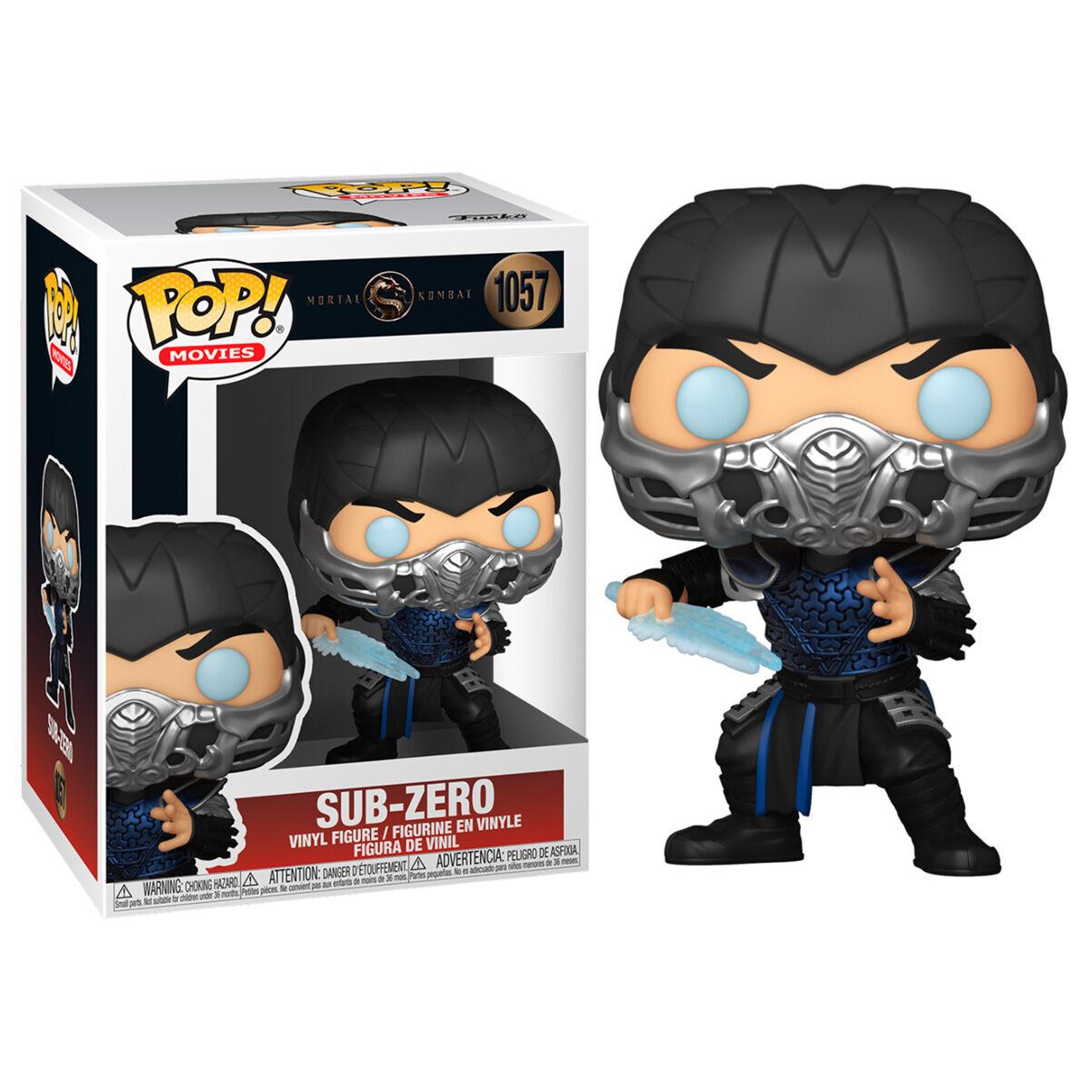 Figura POP Mortal Kombat Sub-Zero 889698538558