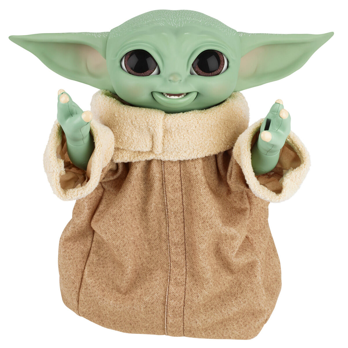 Figura Animatronic Baby Yoda The Child Mandalorian Star Wars 5010993856909