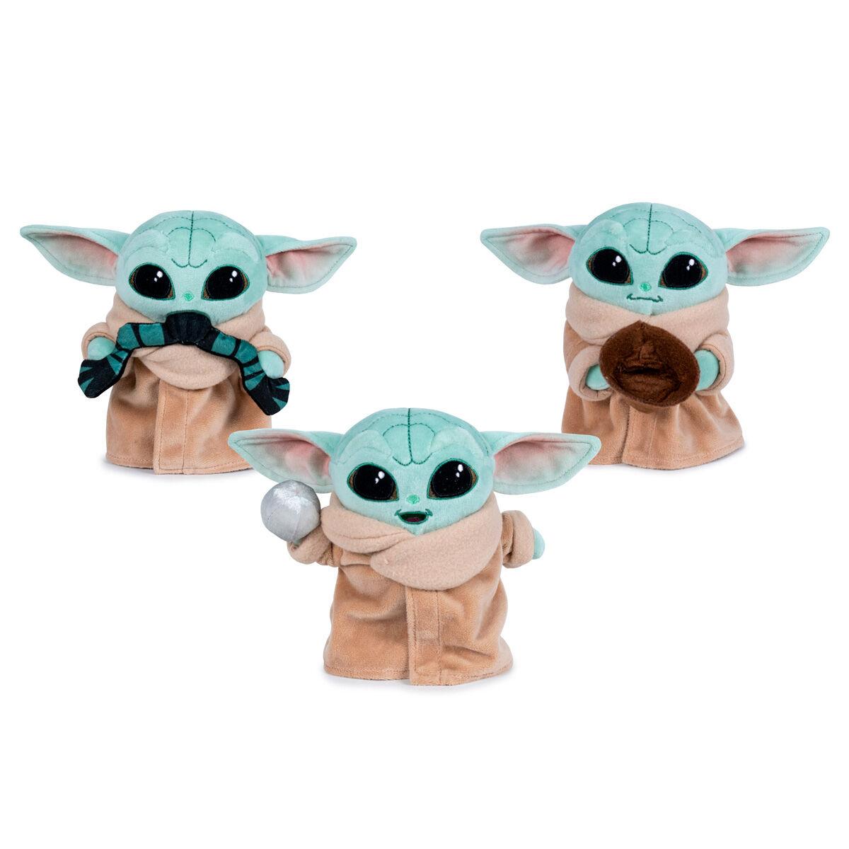 Peluche Baby Yoda Child Mandalorian Star Wars 17cm surtido 8425611302114