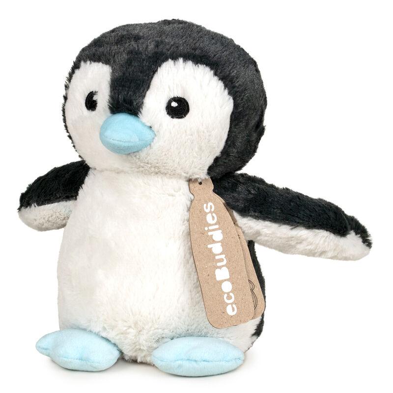 Peluche reciclado Pinguino Eco Buddies 24cm 8410779085863