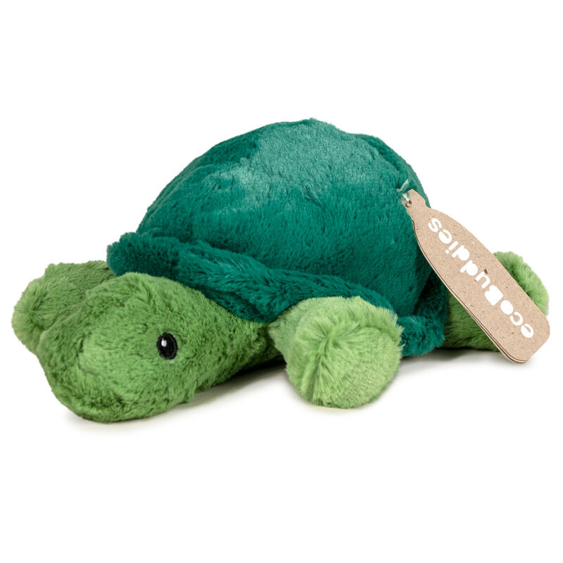 Peluche reciclado Tortuga Eco Buddies 19cm 8410779085917