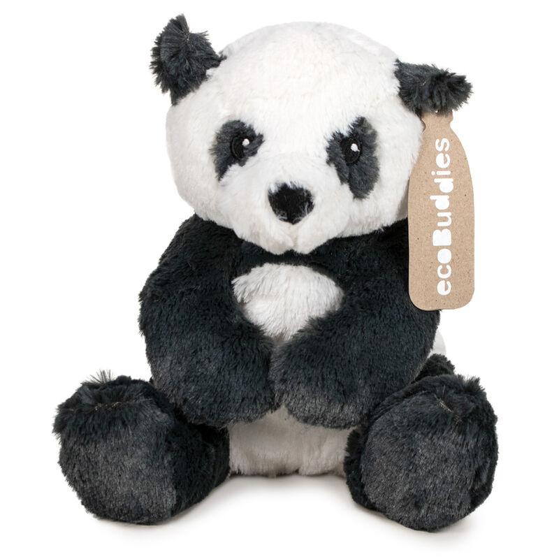 Peluche reciclado Oso Panda Eco Buddies 17cm 8410779085931