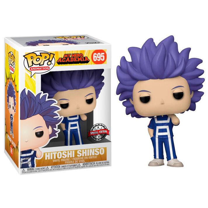 Figura POP My Hero Academia Hitoshi Shinsho Exclusive 889698466349