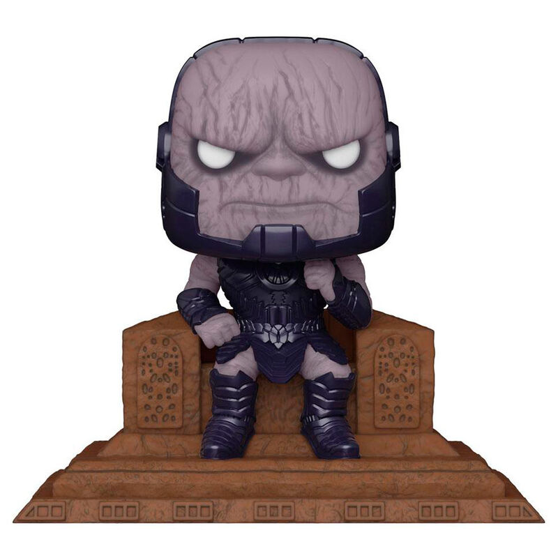 Figura POP DC Comics Zack Snyder Justice League Darkseid on Throne 889698567985