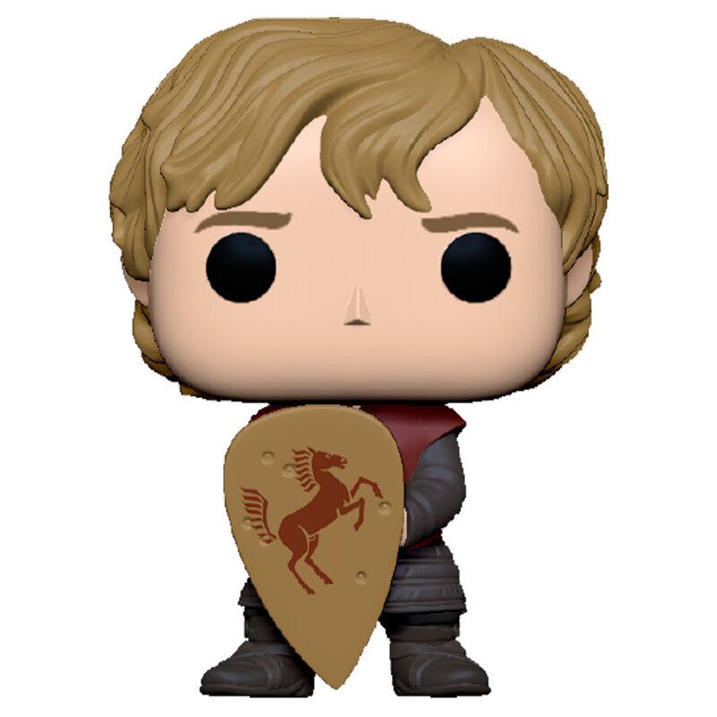 Pre-pedido Funko POP o Figura POP Game of Thrones Tyrion with Shield