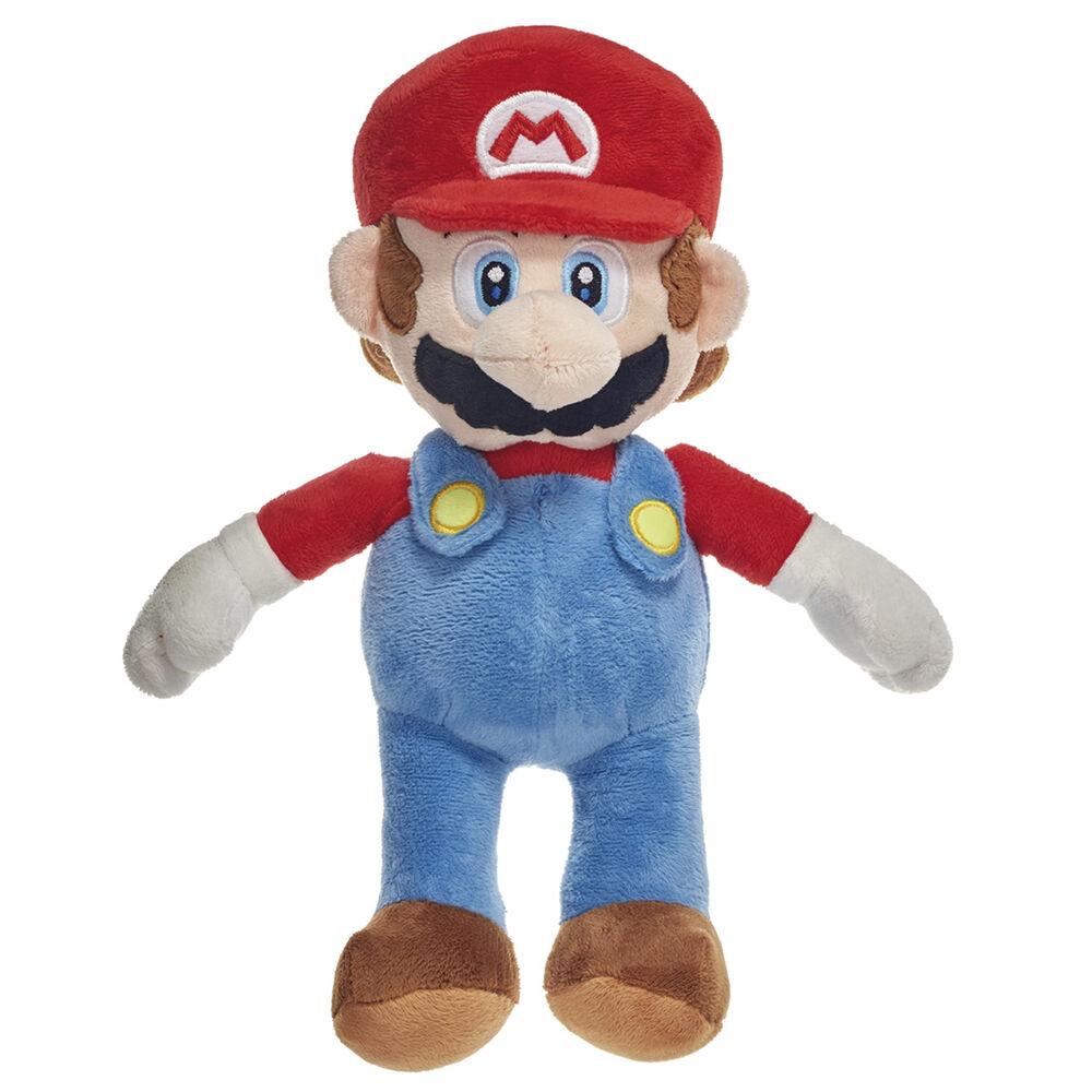 Peluche Super Mario - Super Mario Bros soft 55cm 8425611642906