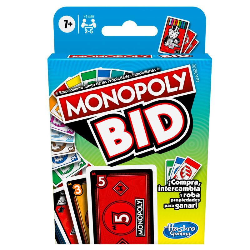 Juego Monopoly BID 5010993892747