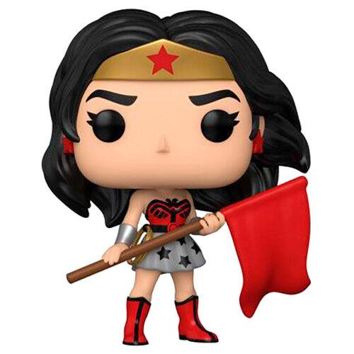 Figura POP DC Comics Wonder Woman 80th Wonder Woman Superman Red Son 889698549769