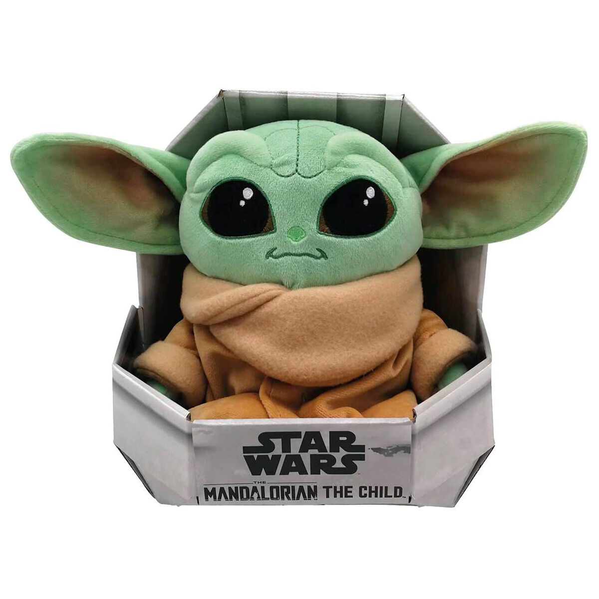 Peluche The Child Baby Yoda The Mandalorian Star Wars 25cm 5400868008784