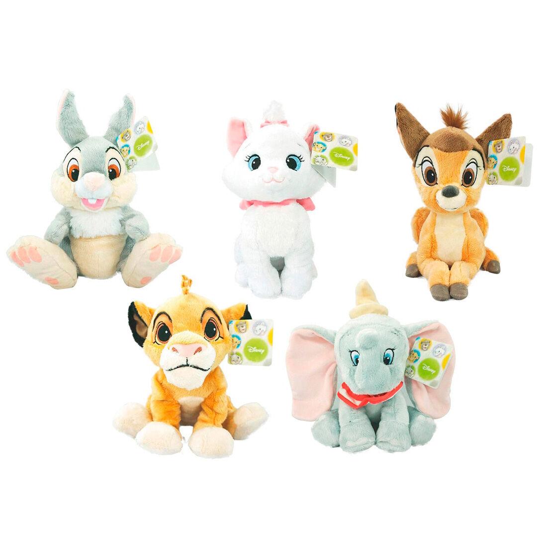 Peluche Animal Friends Disney 17cm surtido 5400868006438
