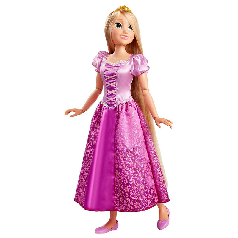 Muñeca My Best Friend Playdate Rapunzel Disney 80cm 039897617732