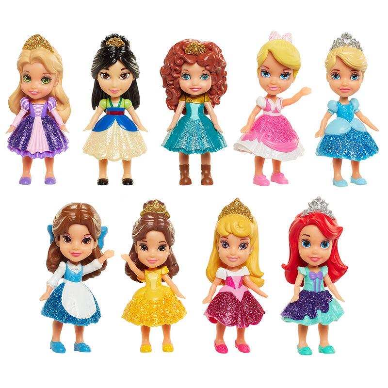 Muñeca Princesas Disney 7cm surtido 39897955322