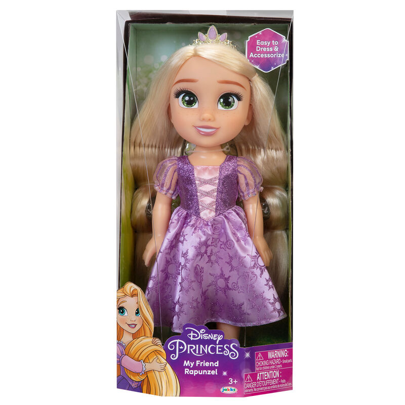 Muñeca Rapunzel Disney 38cm 192995215702