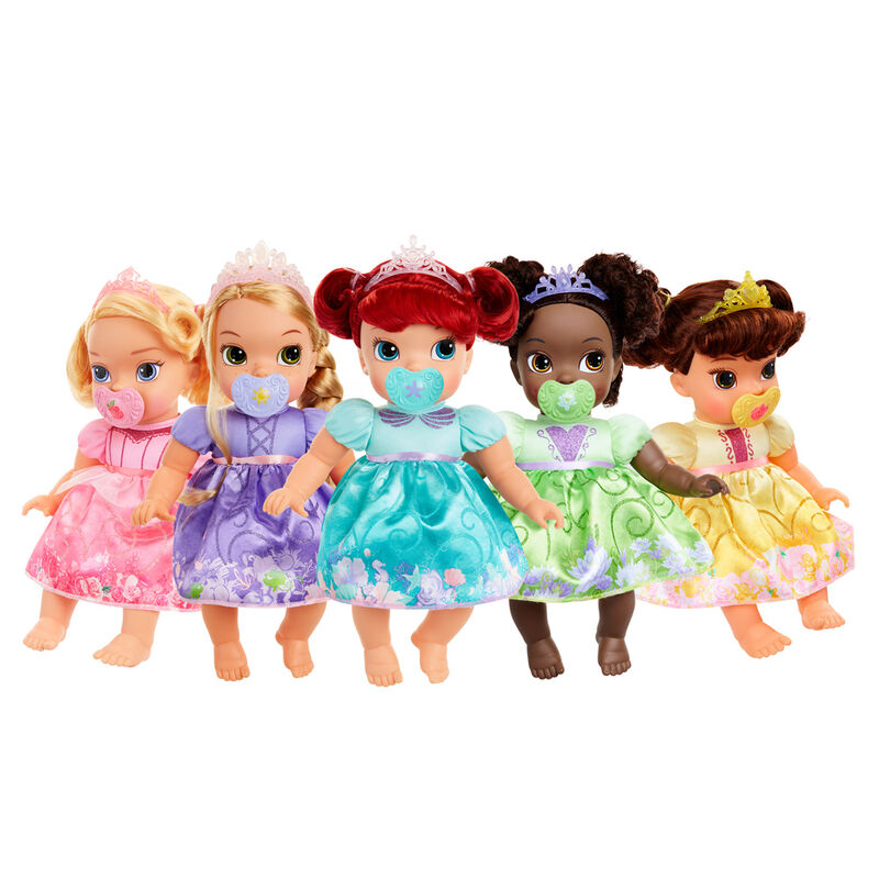 Muñeca Baby Princesas Disney surtido 39897718361