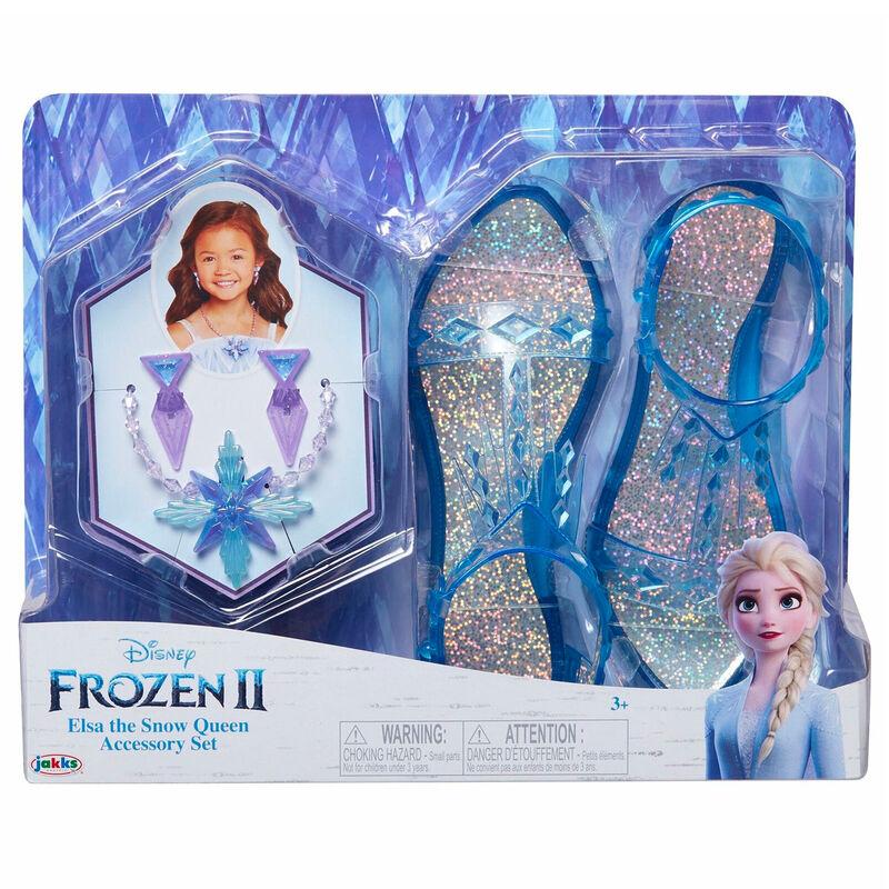 Set accesorios Reina Elsa Frozen 2 Disney 192995209220