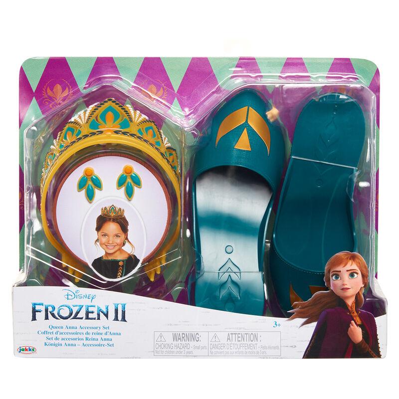 Set accesorios Reina Anna Frozen 2 Disney 192995208841