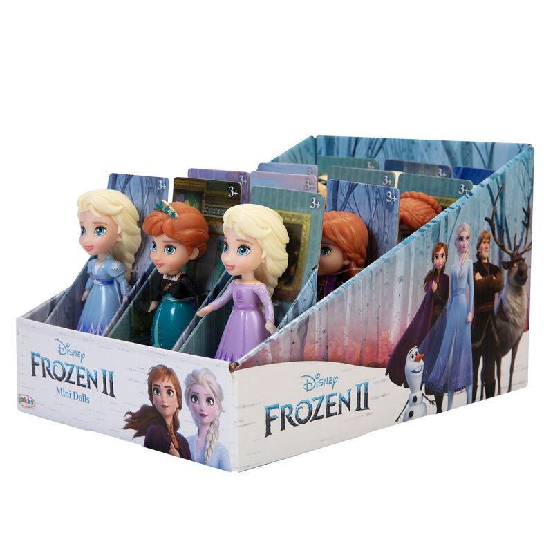 Muñeca Frozen 2 Disney 7cm surtido 192995212282