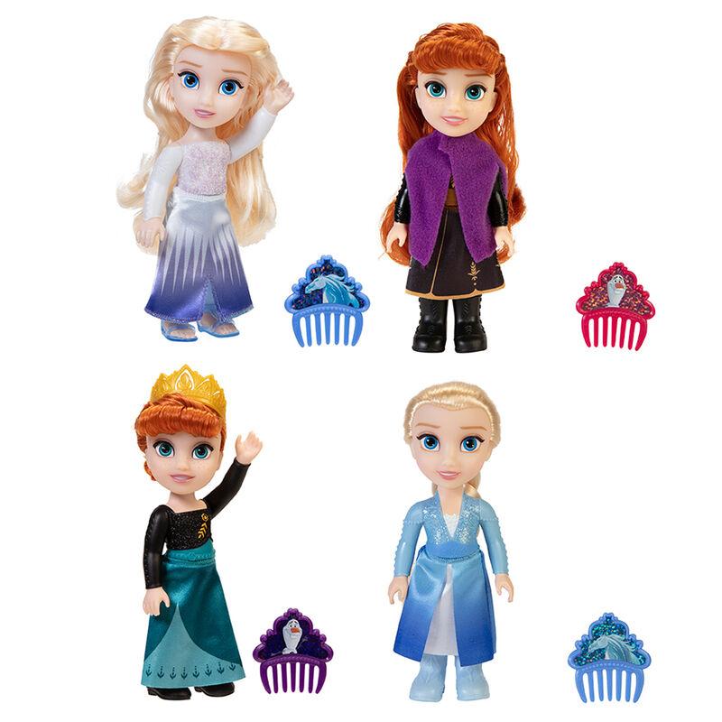 Muñeca Petite Frozen 2 Disney 15cm surtido 192995212152