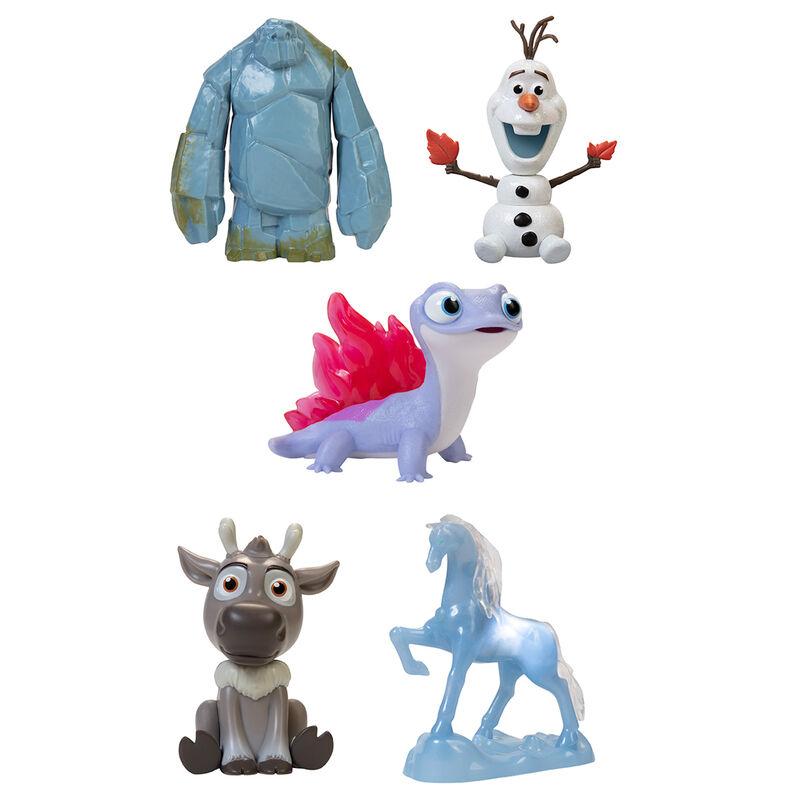 Figura Personaje Frozen 2 Disney 15cm surtido 192995211469