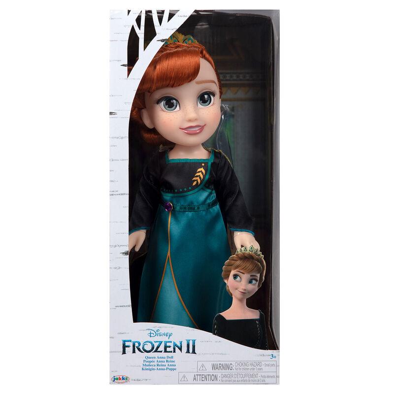 Muñeca Reina Anna Frozen 2 Disney 38cm 192995208780
