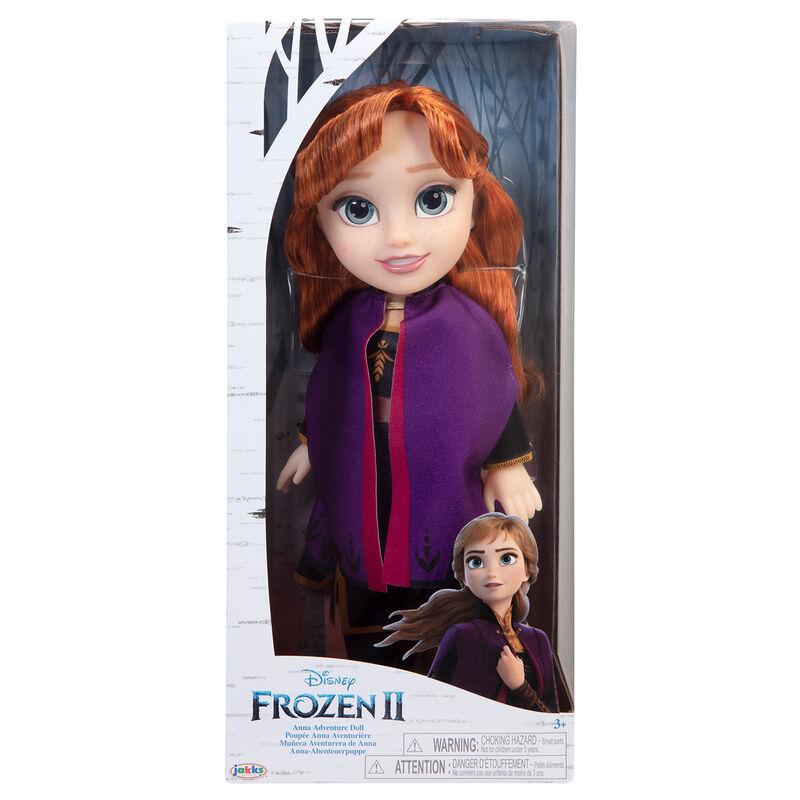 Muñeca Anna Frozen 2 Disney 38cm 192995211810