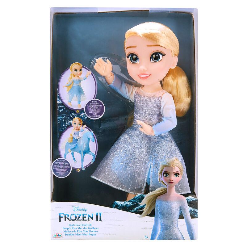 Muñeca Elsa Dark Sea Frozen 2 Disney 38cm 192995207523