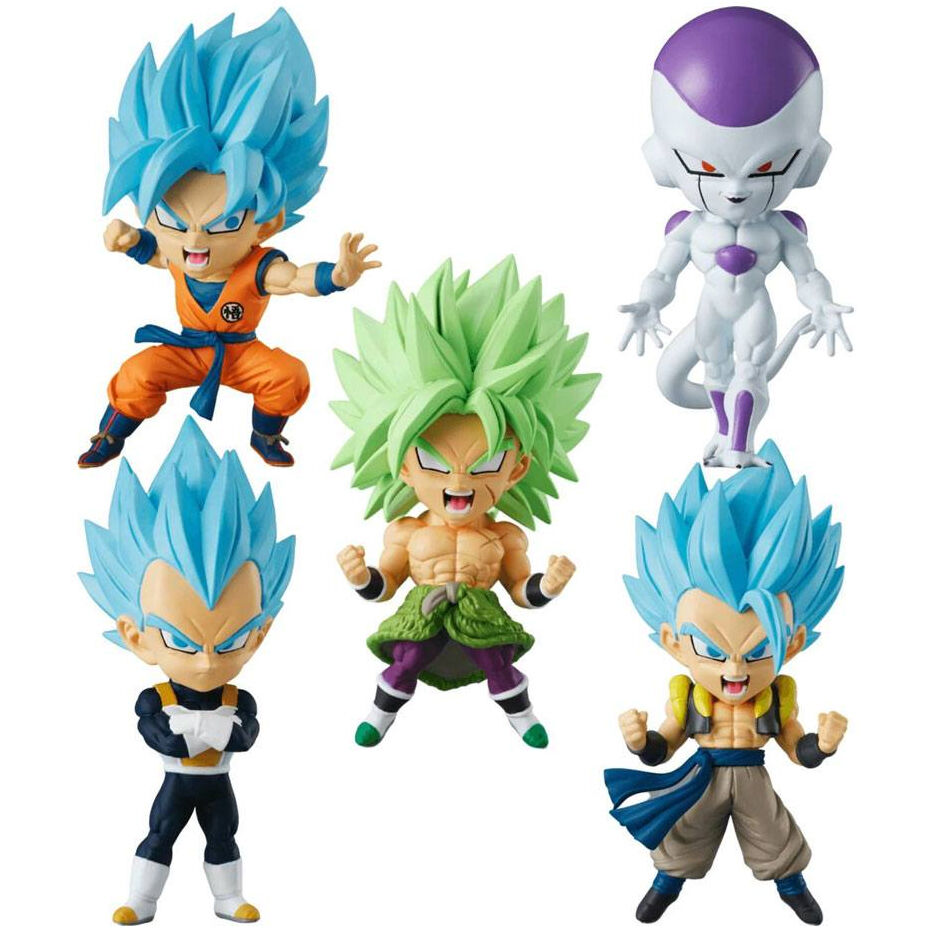 Figura ChibiMasters Dragon Ball Super surtido 8cm 4549660562030