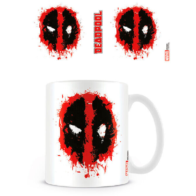 Taza Estampa Deadpool Marvel 5050574238212