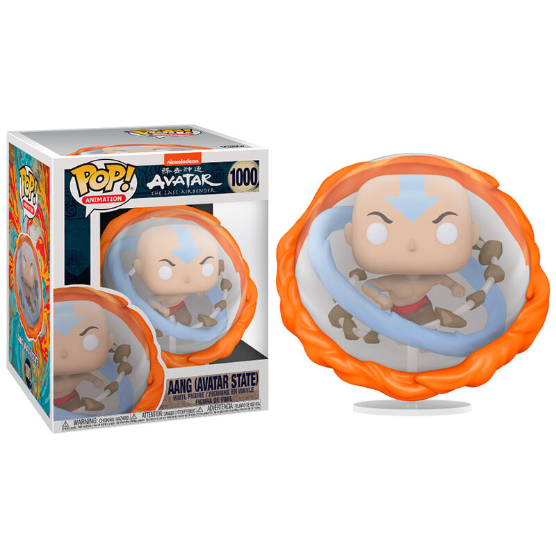 Pre-pedido Funko POP o Figura POP Avatar Aang All Elements