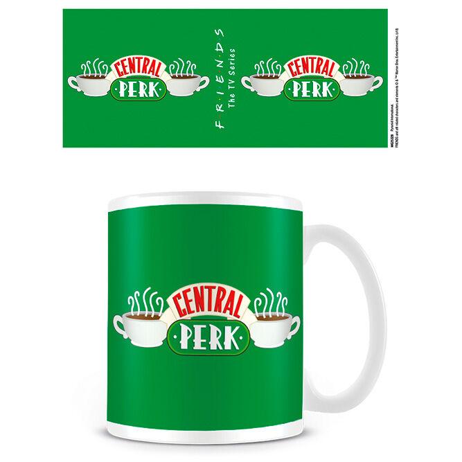 Taza Central Perk Green Friends 5050574253284