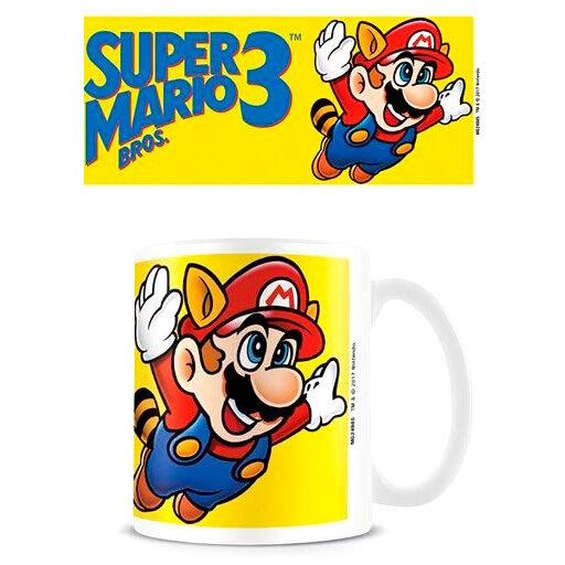Taza Super Mario Bros 3 Nintendo 5050574248853