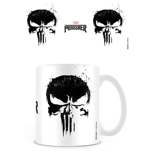 Taza Skull The Punisher Marvel 5050574249256