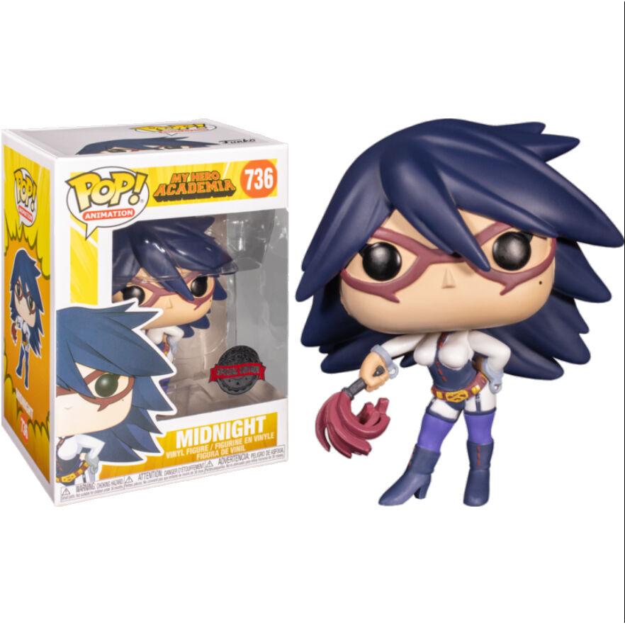 Figura POP My Hero Academia Midnight Exclusive 889698470773