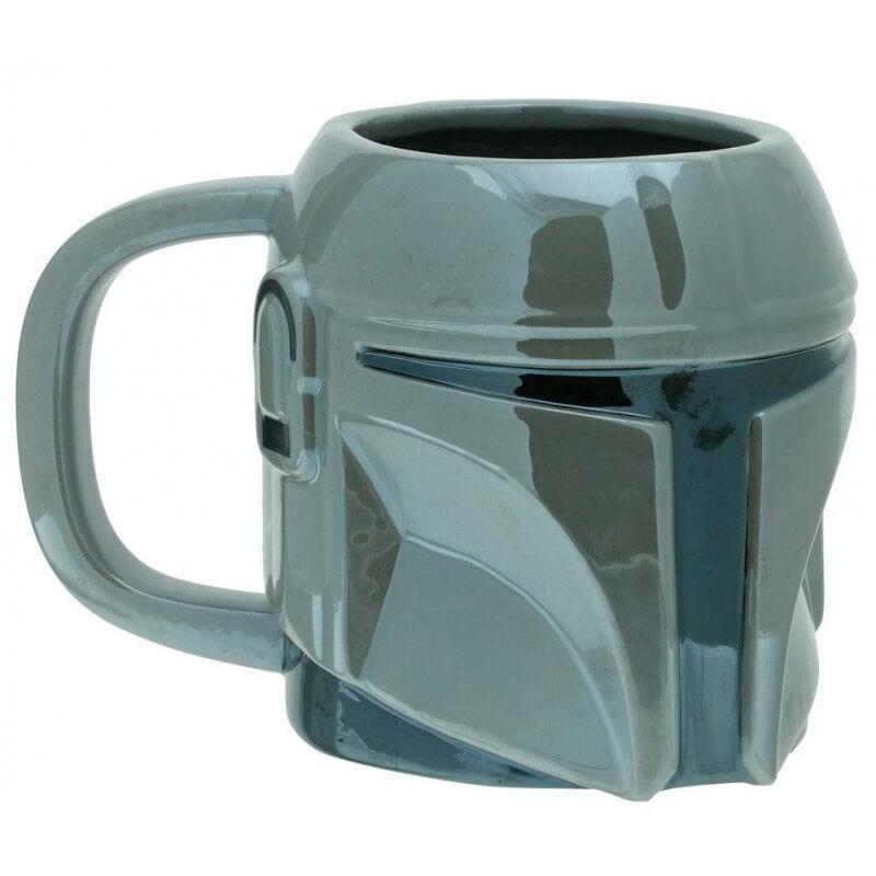 Taza 3D The Mandalorian Star Wars 5055964757403