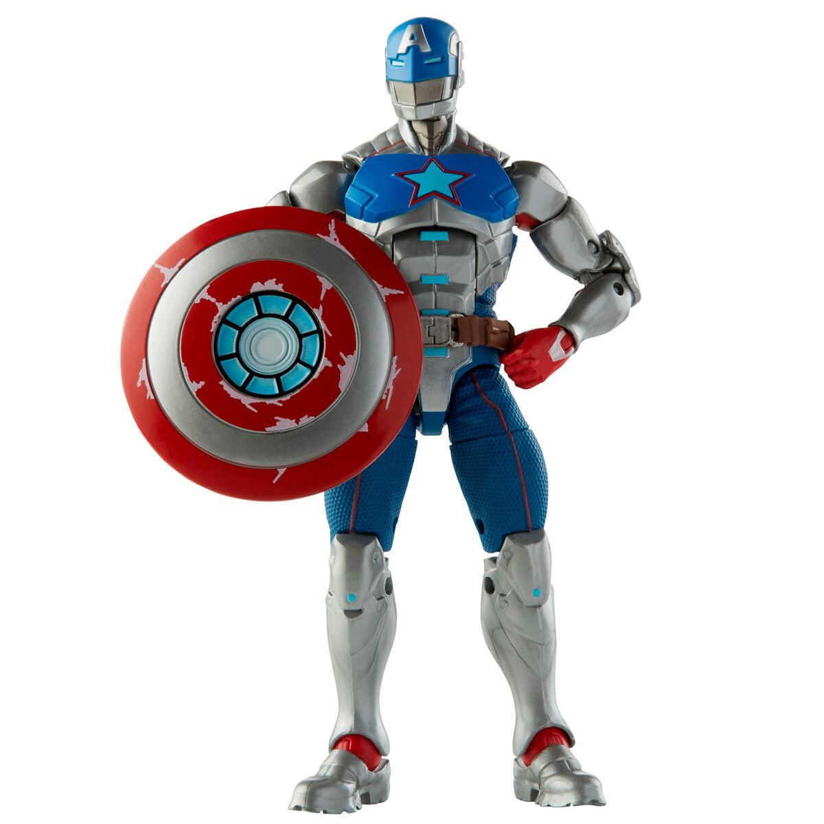 Figura Civil Warrior Contest of Champions Marvel 15cm 5010993786527