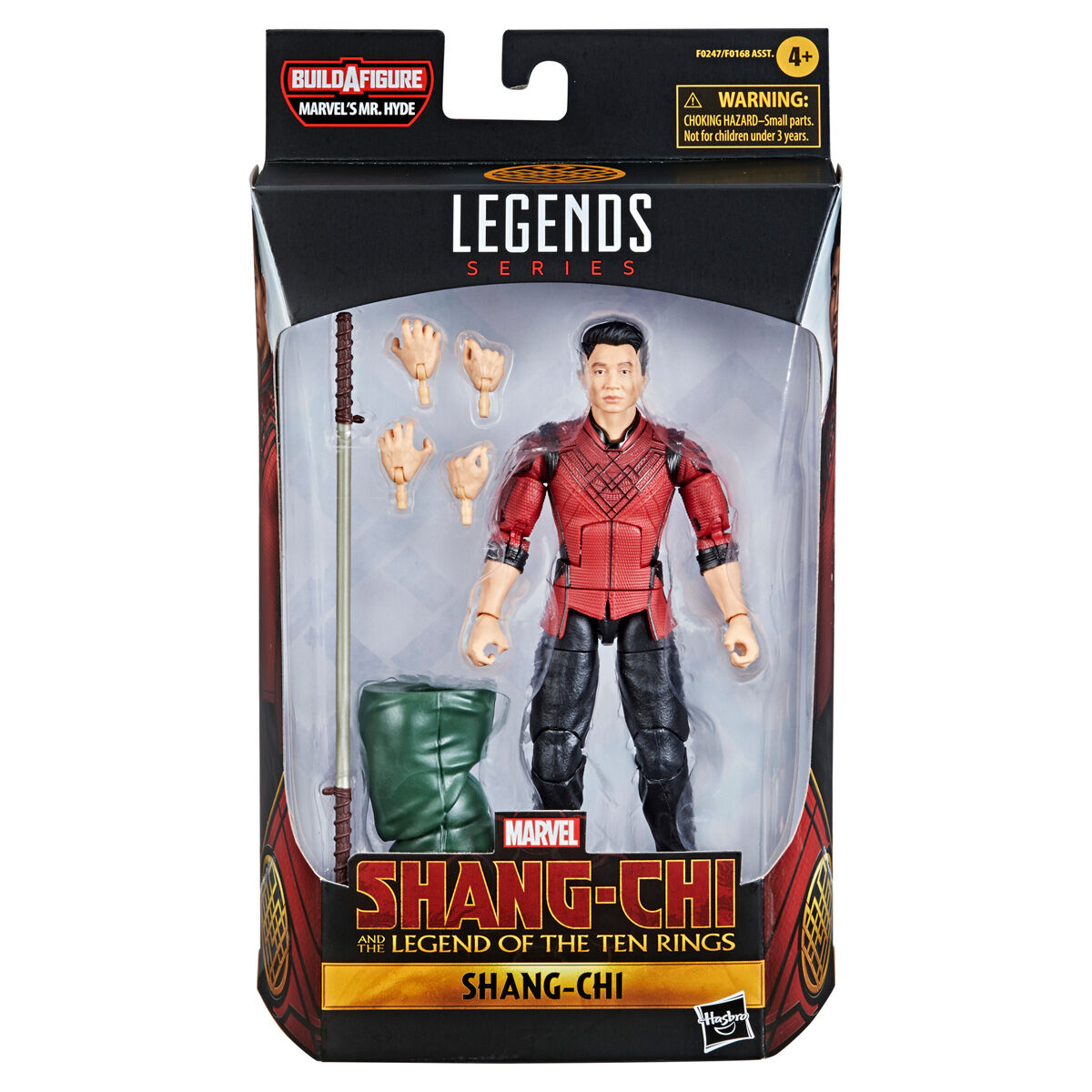 Figura Shang-Chi - Shang-Chi and the Legend of the Ten Rings Marvel 15cm 5010993786510