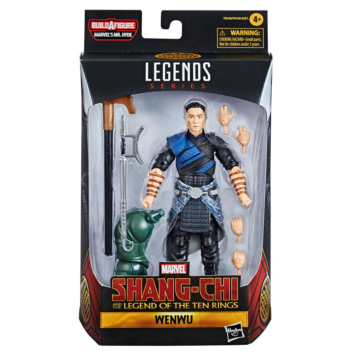 Figura Wenwu Shang-Chi and the Legend of the Ten Rings Marvel 15cm 5010993790463