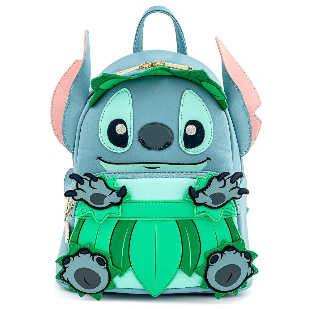 Mochila Hula Stitch Disney Loungefly 26cm 671803361409
