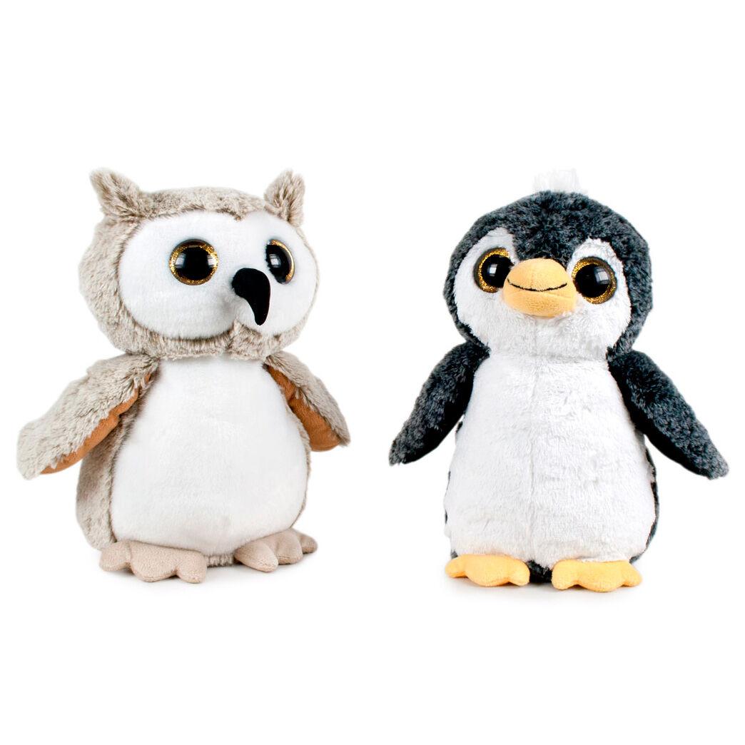 Peluche Lulo & Penguin super soft 28cm surtido 8410779424617