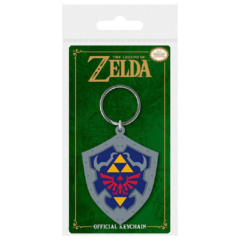 Llavero Hylian Shield The Legend Of Zelda Nintendo 5050293386980