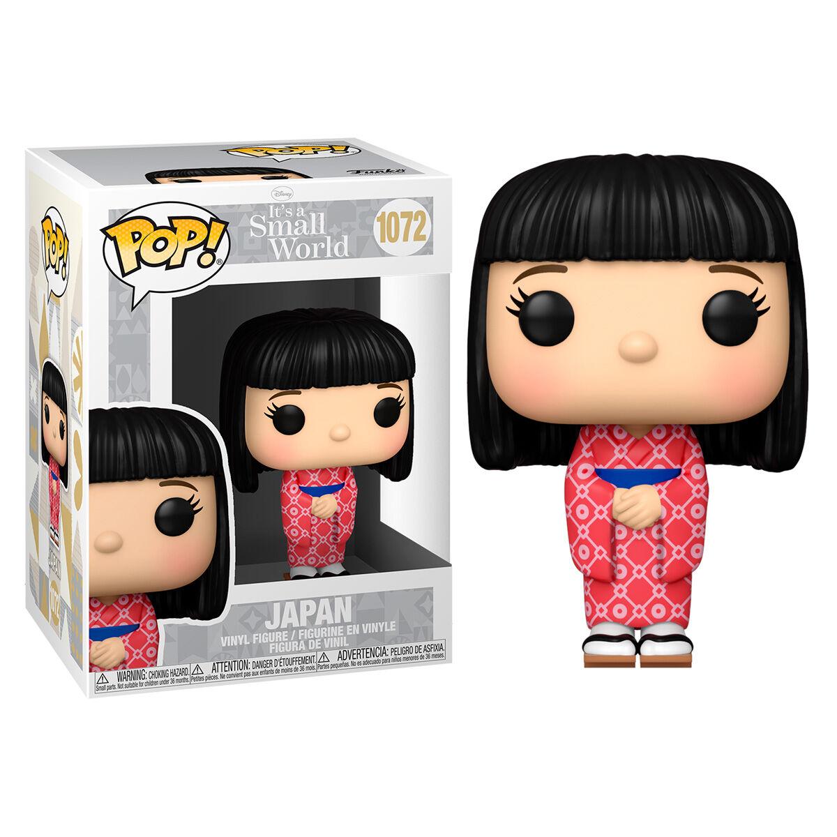 Figura POP Disney Small World Japan 889698552585