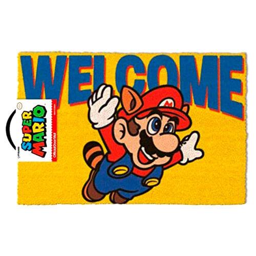Felpudo Welcome Super Mario Nintendo 5050293851570