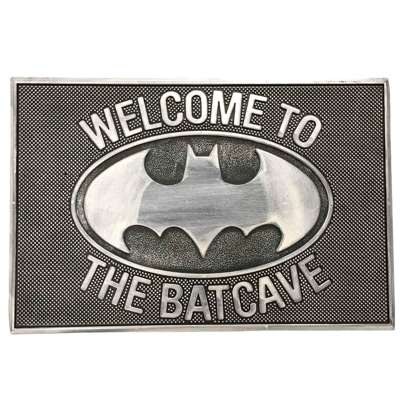 Felpudo Welcome to the Batcave Batman DC Comics 5050293854847