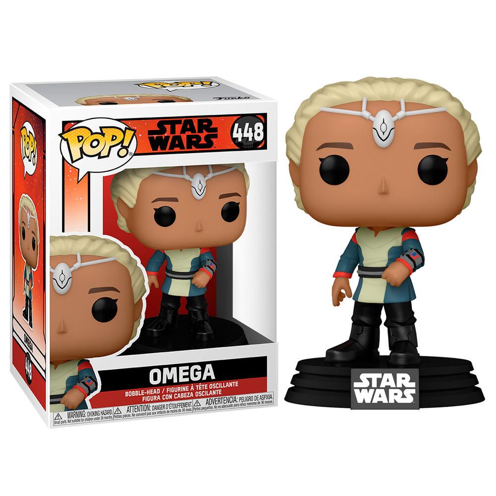 PRE-PEDIDOS Funko POP o Figura POP Star Wars Bad Batch Omega