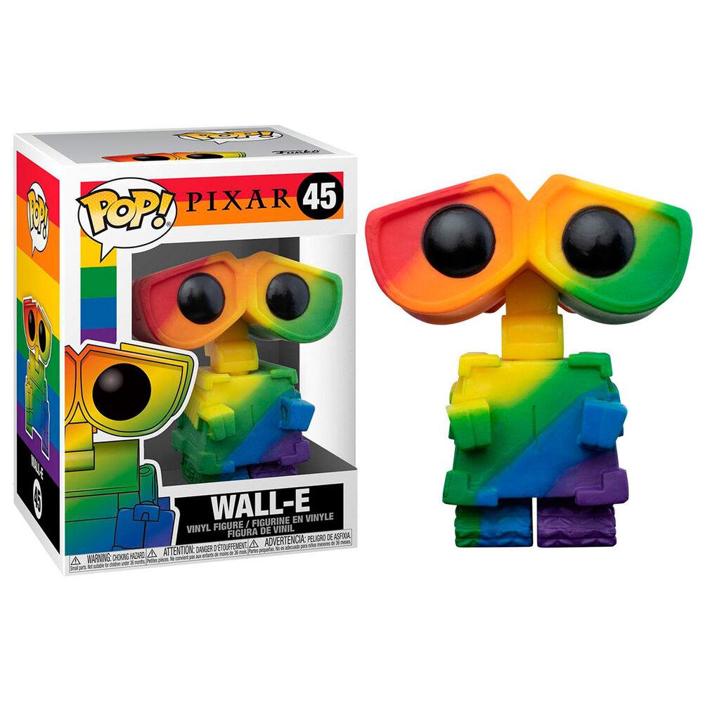 Figura POP Disney Pride Wall-E Rainbow 889698569804
