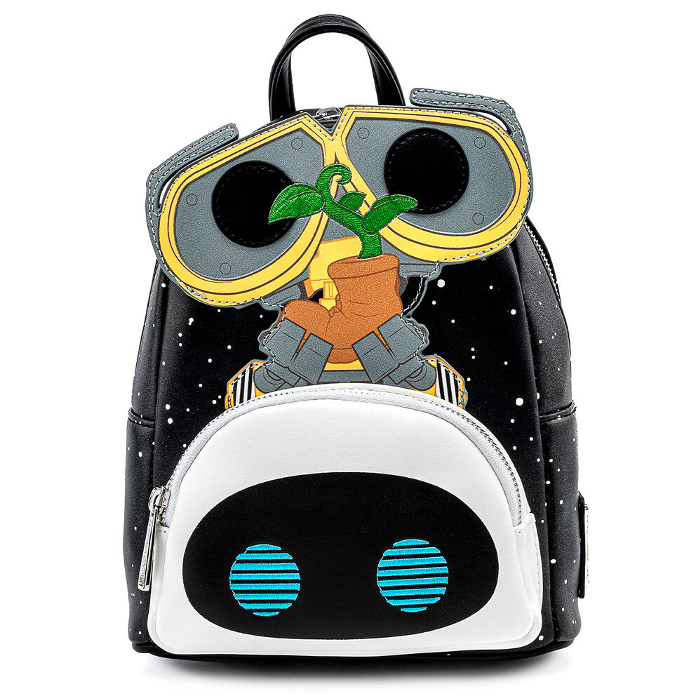 Mochila Boot Earth Day Wall-E Disney Pixar Loungefly 25cm 671803369658